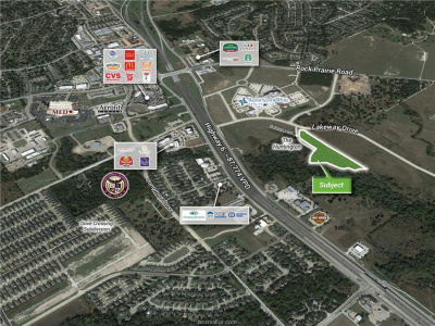 000 South of Baylor Scott & White College Station,Texas 77845,Land,South of Baylor Scott & White,21000805